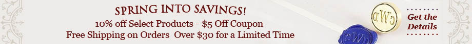 Winter Sale- Free Shipping on all Orders over $30 !